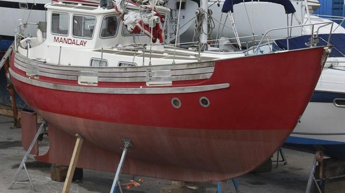 Fisher 30 motor sailer MANDALAY